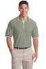 Port Authority® Silk Touch™ Polo with Stripe Trim.  K501 - Port Authority - Officers Only - 3