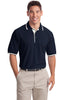 Port Authority® Silk Touch™ Polo with Stripe Trim.  K501 - Port Authority - Officers Only - 4