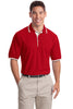 Port Authority® Silk Touch™ Polo with Stripe Trim.  K501 - Port Authority - Officers Only - 5