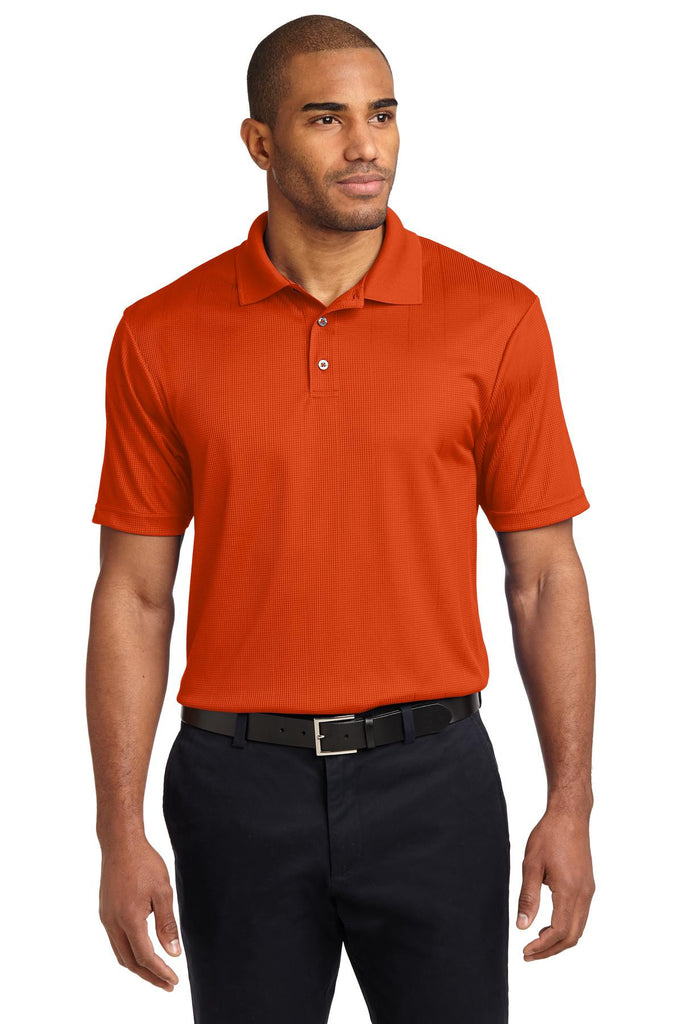 Port Authority® Performance Fine Jacquard Polo. K528 - Port Authority - Officers Only - 1