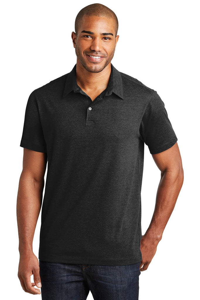 Port Authority® Meridian Cotton Blend Polo. K577 - Port Authority - Officers Only - 1