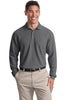 Port Authority® Long Sleeve EZCotton™ Pique Polo. K800LS - Port Authority - Officers Only - 3