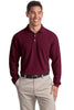 Port Authority® Long Sleeve EZCotton™ Pique Polo. K800LS - Port Authority - Officers Only - 4
