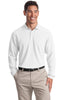 Port Authority® Long Sleeve EZCotton™ Pique Polo. K800LS - Port Authority - Officers Only - 7
