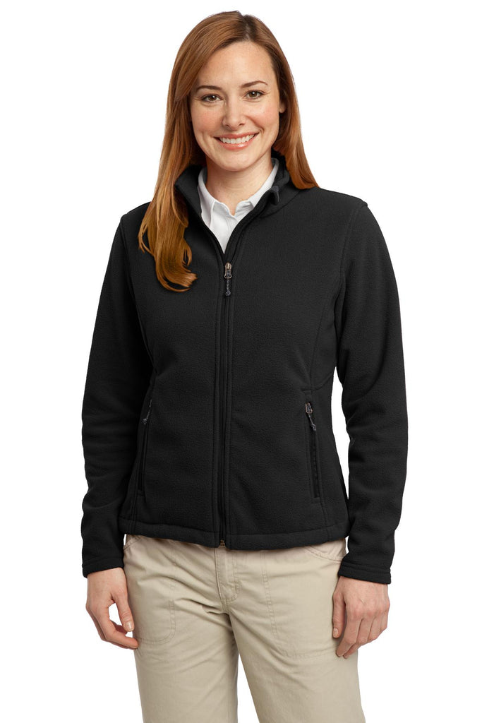 Port Authority® Ladies Value Fleece Jacket. L217 - Port Authority - Officers Only - 1