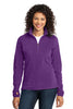 Port Authority® Ladies Microfleece 1/2-Zip Pullover. L224 - Port Authority - Officers Only - 1
