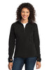 Port Authority® Ladies Microfleece 1/2-Zip Pullover. L224 - Port Authority - Officers Only - 2
