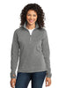 Port Authority® Ladies Microfleece 1/2-Zip Pullover. L224 - Port Authority - Officers Only - 4