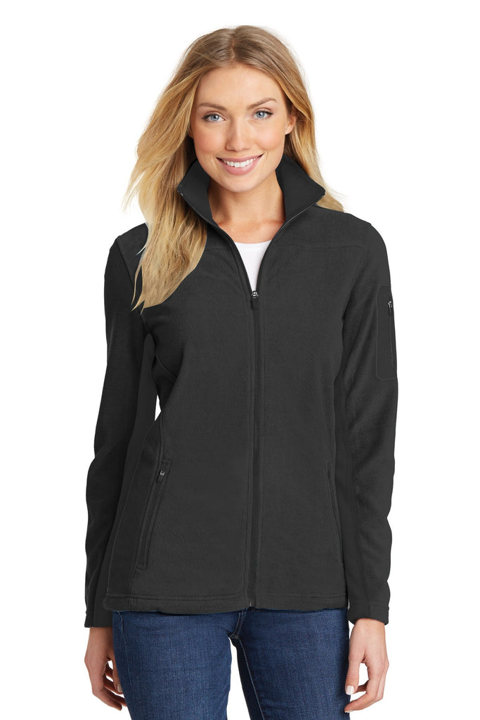 Port Authority® Ladies Summit Fleece Full-Zip Jacket. L233 - Port Authority - Officers Only - 1