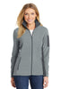 Port Authority® Ladies Summit Fleece Full-Zip Jacket. L233 - Port Authority - Officers Only - 3