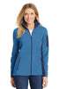 Port Authority® Ladies Summit Fleece Full-Zip Jacket. L233 - Port Authority - Officers Only - 4
