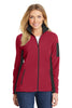 Port Authority® Ladies Summit Fleece Full-Zip Jacket. L233 - Port Authority - Officers Only - 5