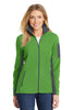 Port Authority® Ladies Summit Fleece Full-Zip Jacket. L233 - Port Authority - Officers Only - 6
