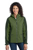 Port Authority® Ladies Gradient Hooded Soft Shell Jacket. L312 - Port Authority - Officers Only - 3