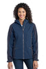 Port Authority® Ladies Gradient Hooded Soft Shell Jacket. L312 - Port Authority - Officers Only - 4
