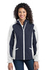 Port Authority® Ladies Gradient Hooded Soft Shell Jacket. L312 - Port Authority - Officers Only - 5