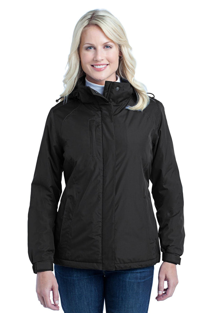 Port Authority® Ladies Barrier Jacket. L315 - Port Authority - Officers Only - 1