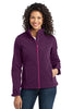 Port Authority® Ladies Traverse Soft Shell Jacket. L316 - Port Authority - Officers Only - 3