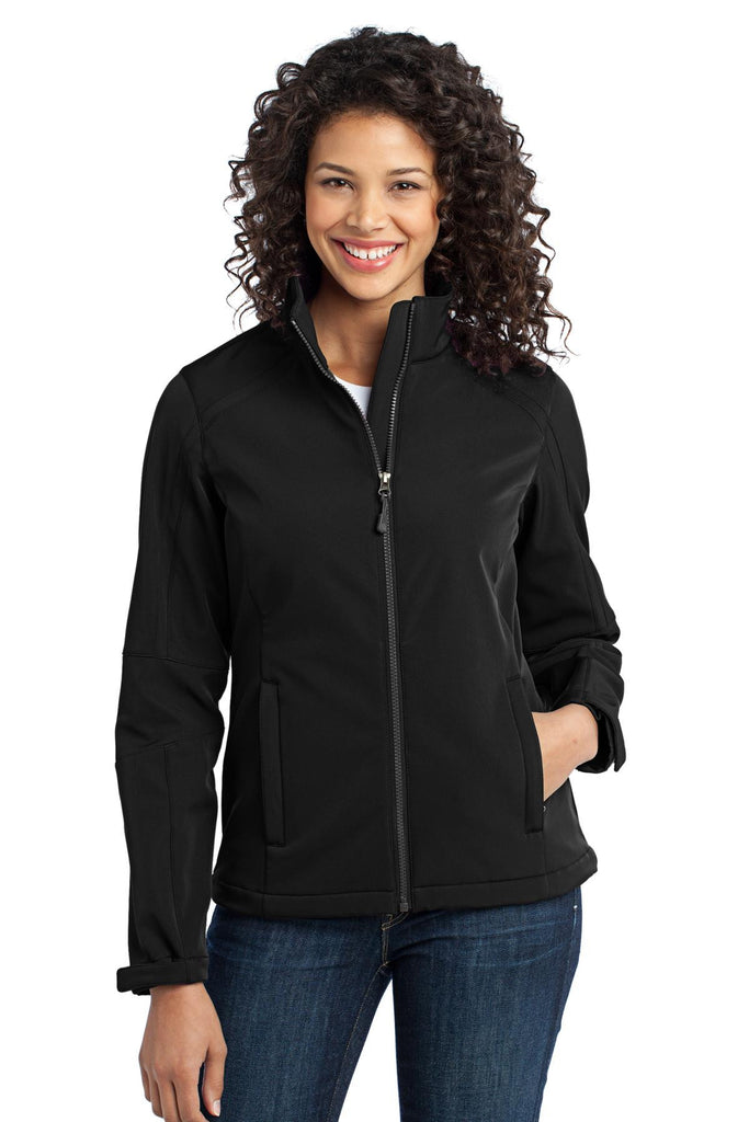 Port Authority® Ladies Traverse Soft Shell Jacket. L316 - Port Authority - Officers Only - 1
