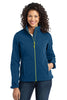 Port Authority® Ladies Traverse Soft Shell Jacket. L316 - Port Authority - Officers Only - 4