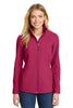 Port Authority® Ladies Cinch-Waist Soft Shell Jacket. L334 - Port Authority - Officers Only - 3