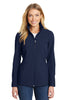 Port Authority® Ladies Cinch-Waist Soft Shell Jacket. L334 - Port Authority - Officers Only - 4