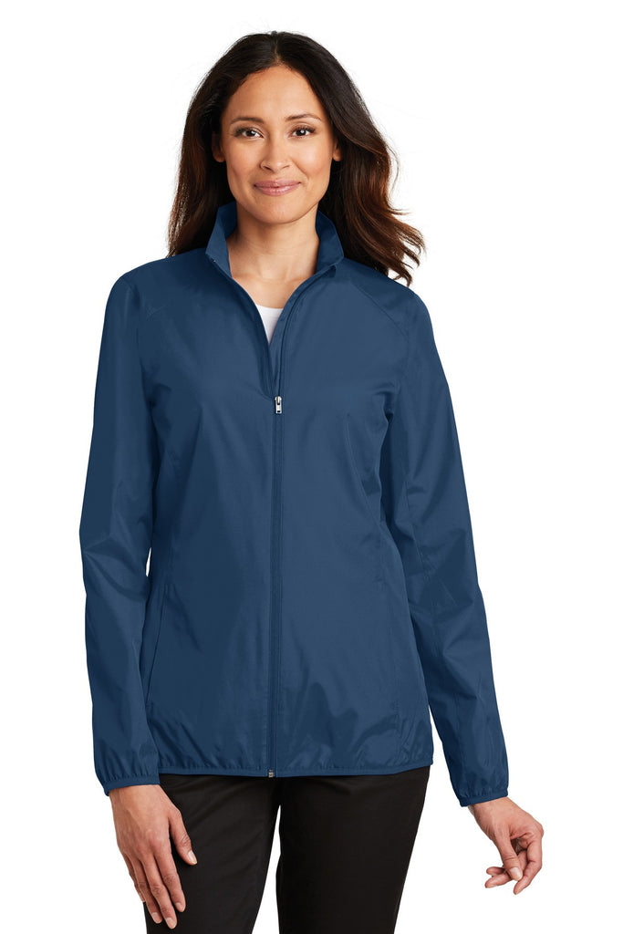 Port Authority® Ladies Zephyr Full-Zip Jacket. L344 - Port Authority - Officers Only - 1