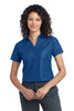 Port Authority® Ladies Vertical Pique Polo. L512 - Port Authority - Officers Only - 2