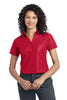 Port Authority® Ladies Vertical Pique Polo. L512 - Port Authority - Officers Only - 3