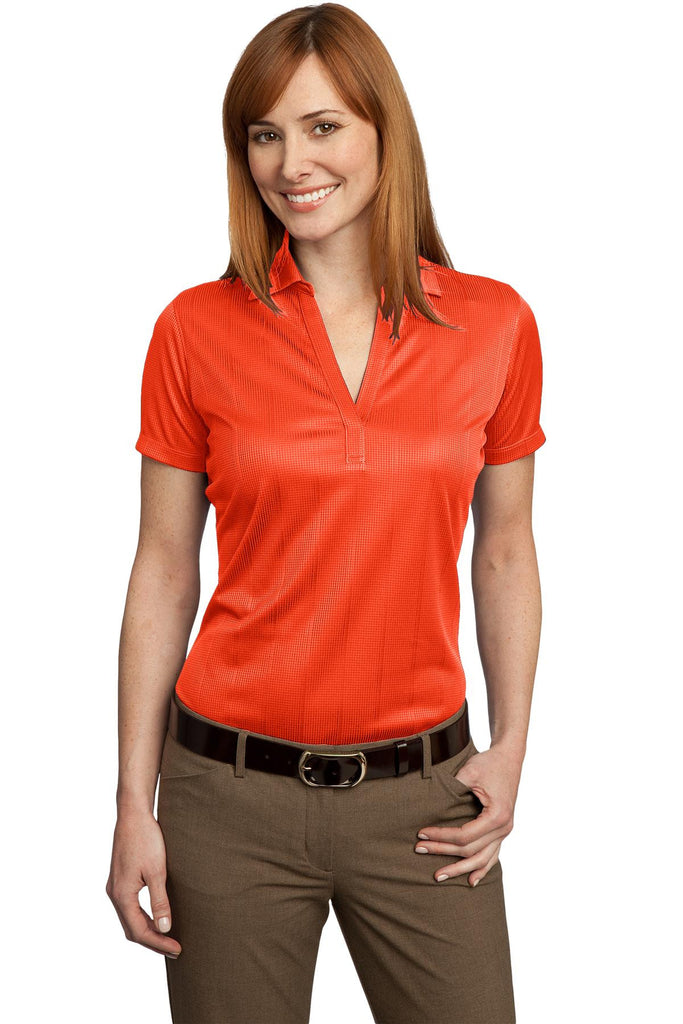 Port Authority® Ladies Performance Fine Jacquard Polo. L528 - Port Authority - Officers Only - 1