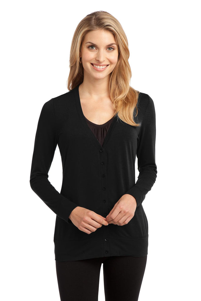 Port Authority® Ladies Concept Cardigan. L545 - Port Authority - Officers Only - 1