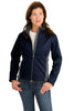 Port Authority® Ladies Two-Tone Soft Shell Jacket.  L794 - Port Authority - Officers Only - 2