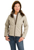 Port Authority® Ladies Two-Tone Soft Shell Jacket.  L794 - Port Authority - Officers Only - 3