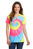 Port & Company® Ladies Essential Tie-Dye V-Neck Tee.  LPC147V - Port & Company - Officers Only - 3