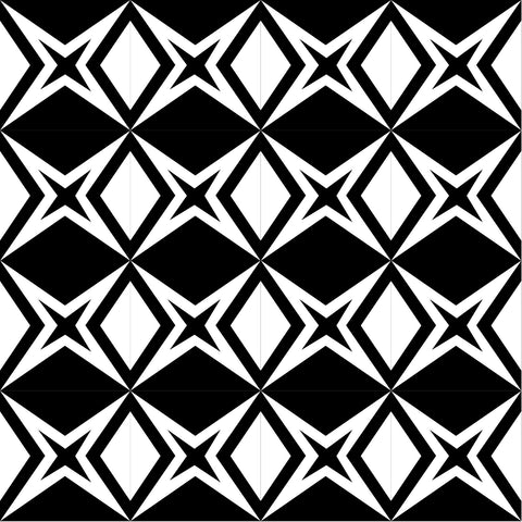 15 cm Dazzle Ceramic Wall Tile - Kitchen Feature Tiles - 1