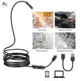 7mm Android Endoscope Waterproof Camera