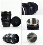 Camera Lens Coffee Mug Promo Offer