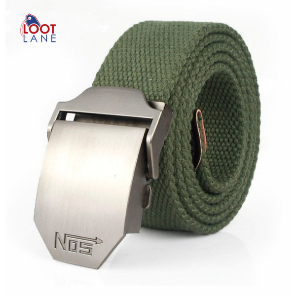 Belt - NOS Canvas Belt