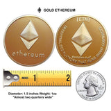ethereum Gold Coin