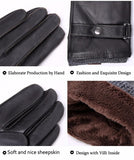 Gloves - Mens Leather Gloves
