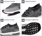 Mesh Slip On Sport Shoes