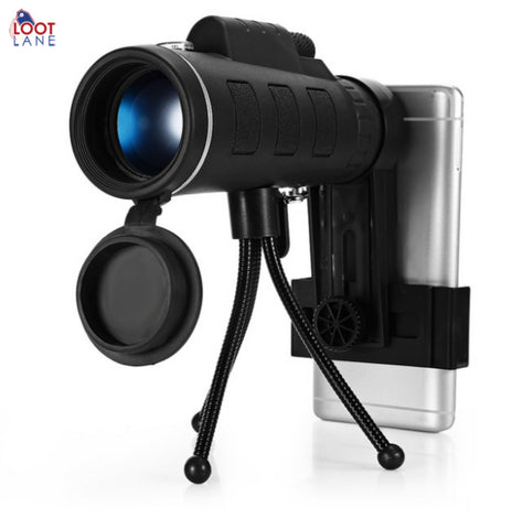 Lens Set - Mobile Phone Telescope 40X