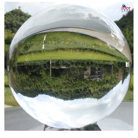 Crystal Ball Photography Prop