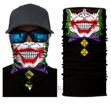 joker motorbike face mask