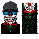 motorcycle face mask joker
