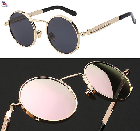 Sunglasses - Circle Sunglasses