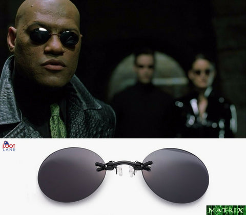 Matrix Clip On Sunglasses