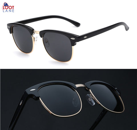 Clubmaster Polarized Sunglasses