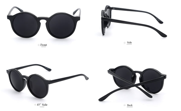 Sunglasses - Oversized Round Sunglasses