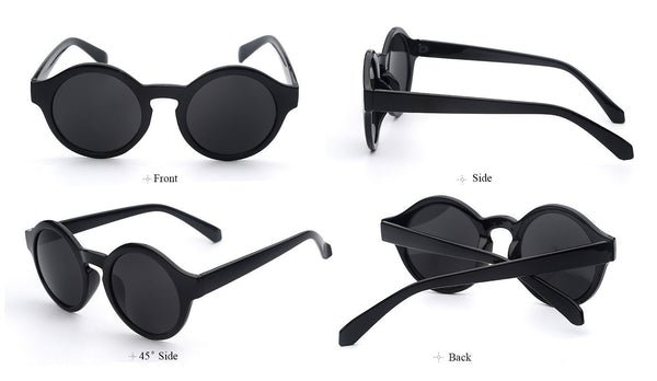 Sunglasses - Retro Round Sunglasses
